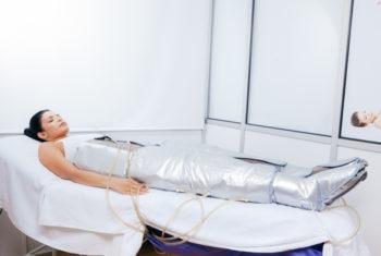 Presoterapia Reduce y previene la formación de celulitis